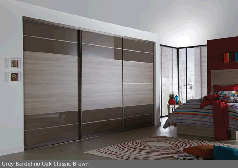 Grey Bardolino Oak Classic Brown